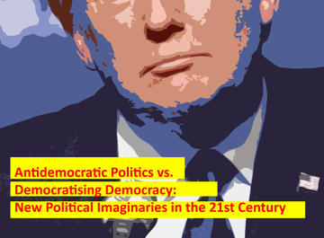 antidemocratic politics vs democratising democracy